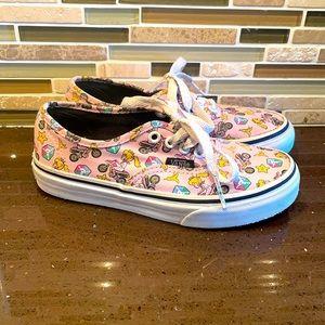 Vans Nintendo Princess Peach Wii Edition Shoes